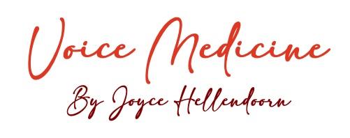 Voice Medicine by Joyce Hellendoorn
